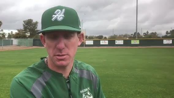 Horizon baseball moving on with new coach Jeff Urlaub and with pitcher Collin Demas cancer free