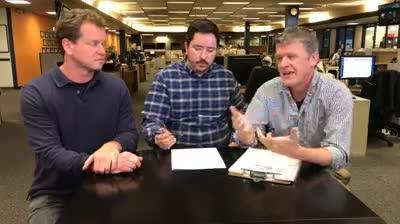 Brett, Jim, and Duke are back, breaking down high school basketball playoffs, along with plenty of Wolf Pack talk.