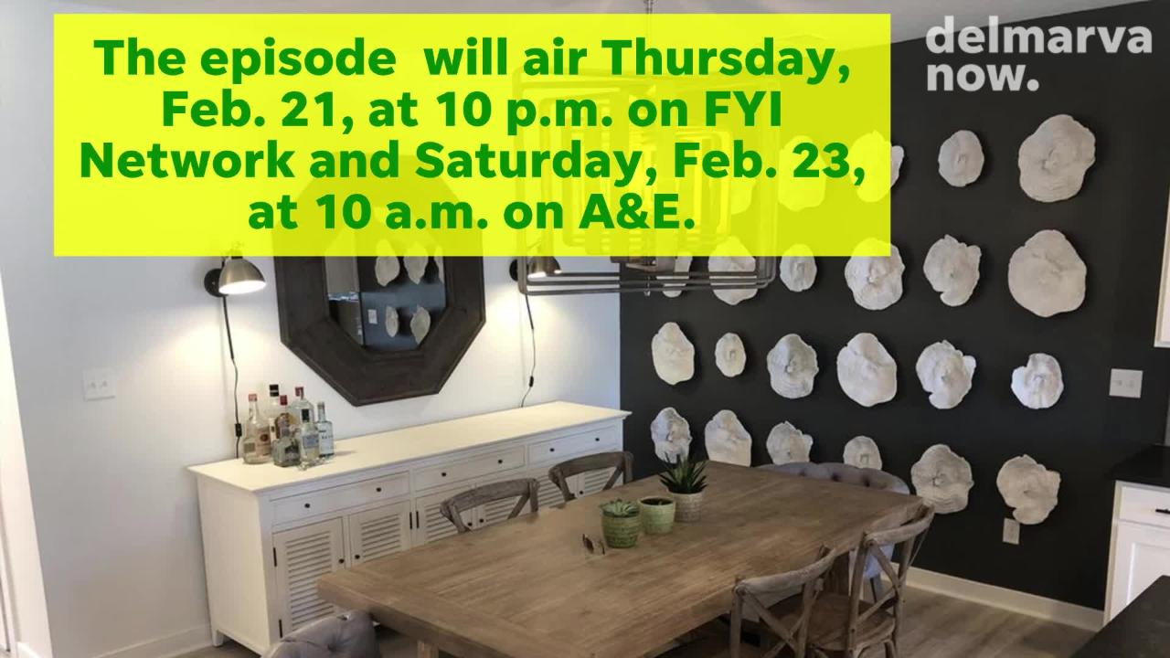 """Brad Driver and Stacey Jennings of Harrisonburg, Virginia, will be featured on an episode of """"Vacation Rental Potential.""""."""