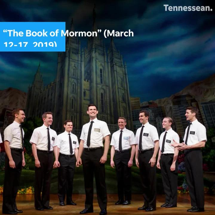 Shows ahead at the Tennessee Performing Arts Center