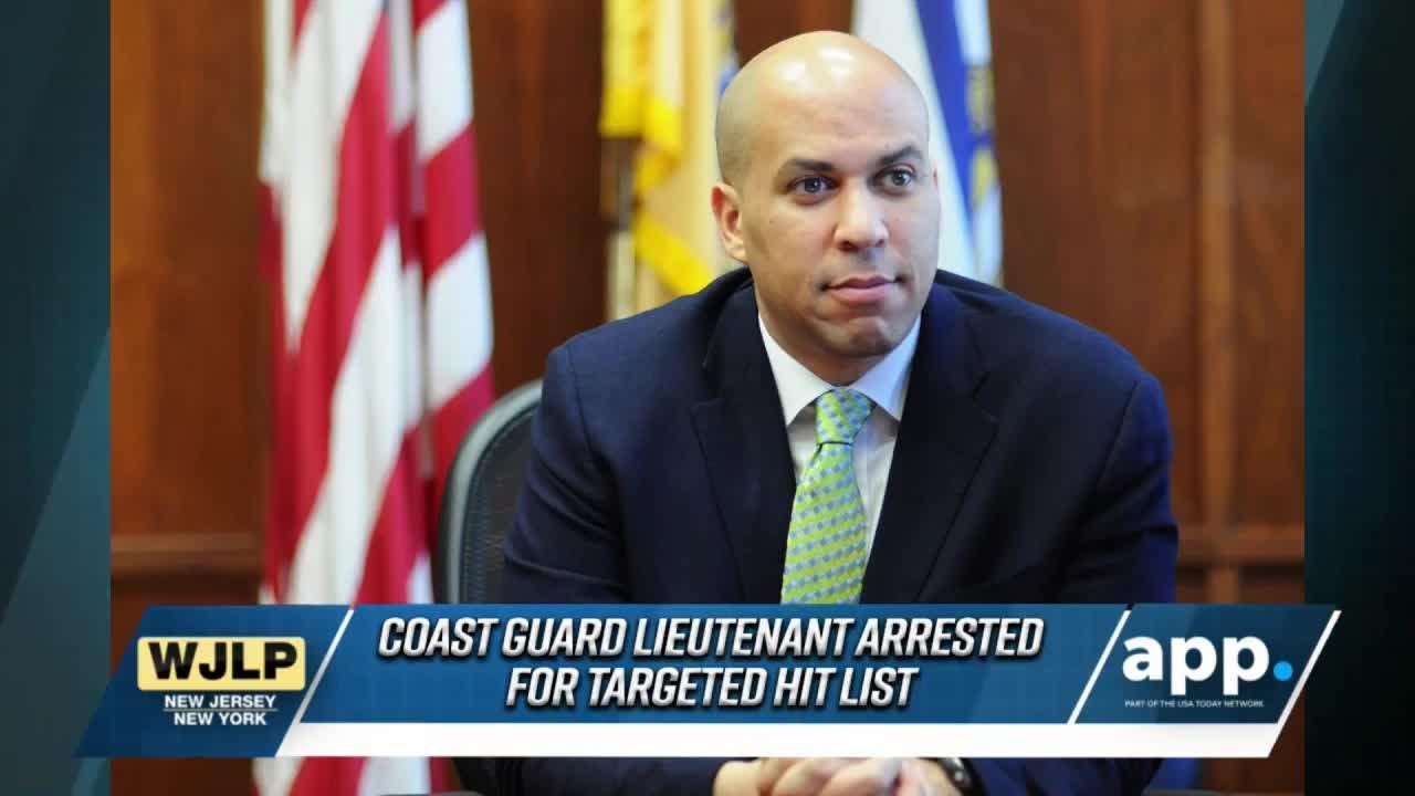 This edition of NewsBreak looks at Coast Guard officer accused of terror plot and Howell man admits he followed random women
