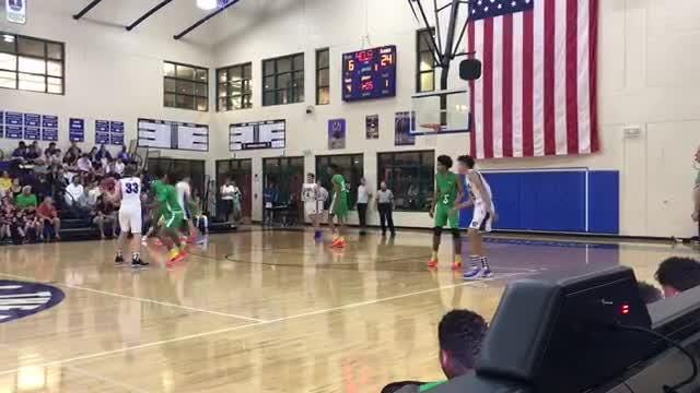 CSN's season came to an end against Tampa Catholic on Thursday night 84-64.
