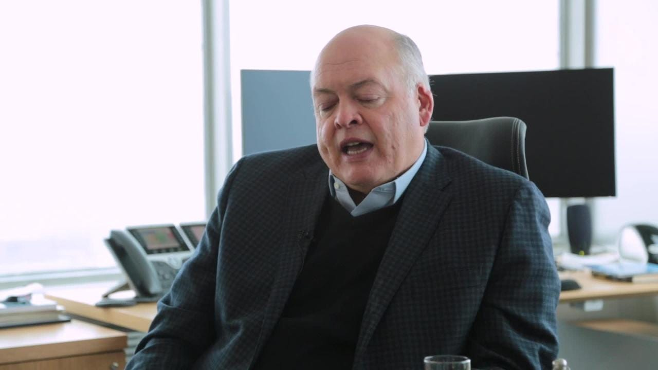 Jim Hackett's method of leading Ford Motor Co