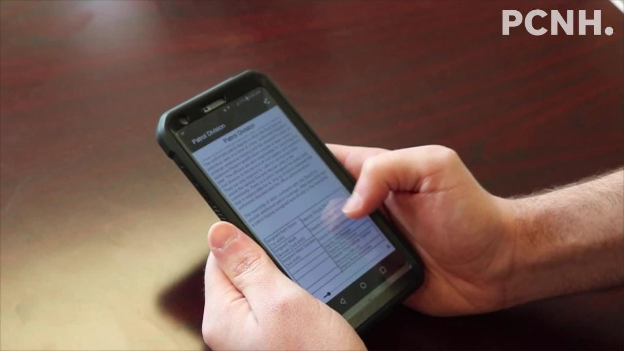 The Ottawa County Sheriff's Office launched a new mobile app Friday.