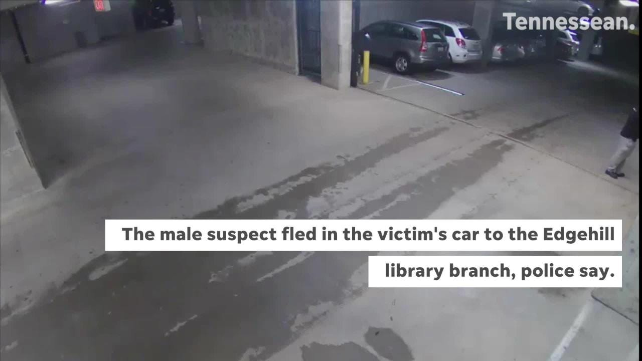 Nashville Police are hoping to identify the man suspected in a Thursday night stranger rape and robbery in a Music Row parking garage.
