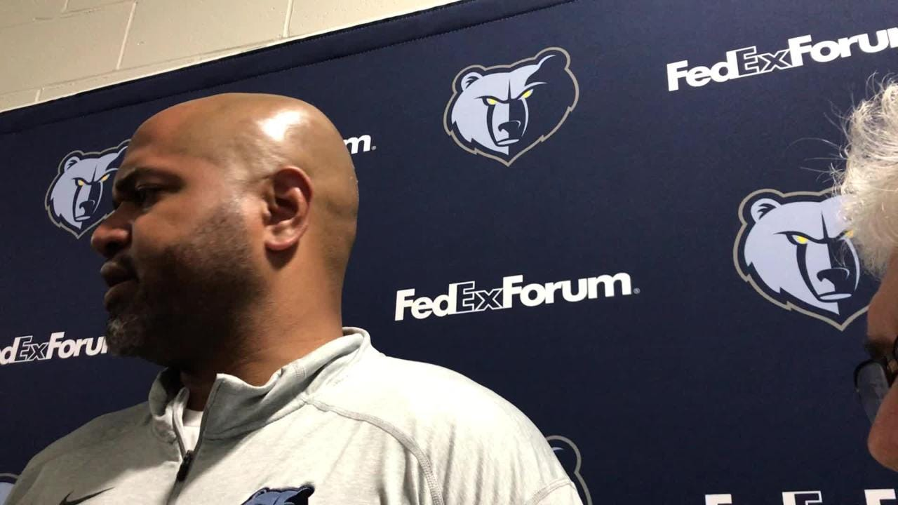 With Chandler Parsons back in the rotation, Grizzlies coach J.B. Bickerstaff explained how he'll balance playing Parsons and young players.