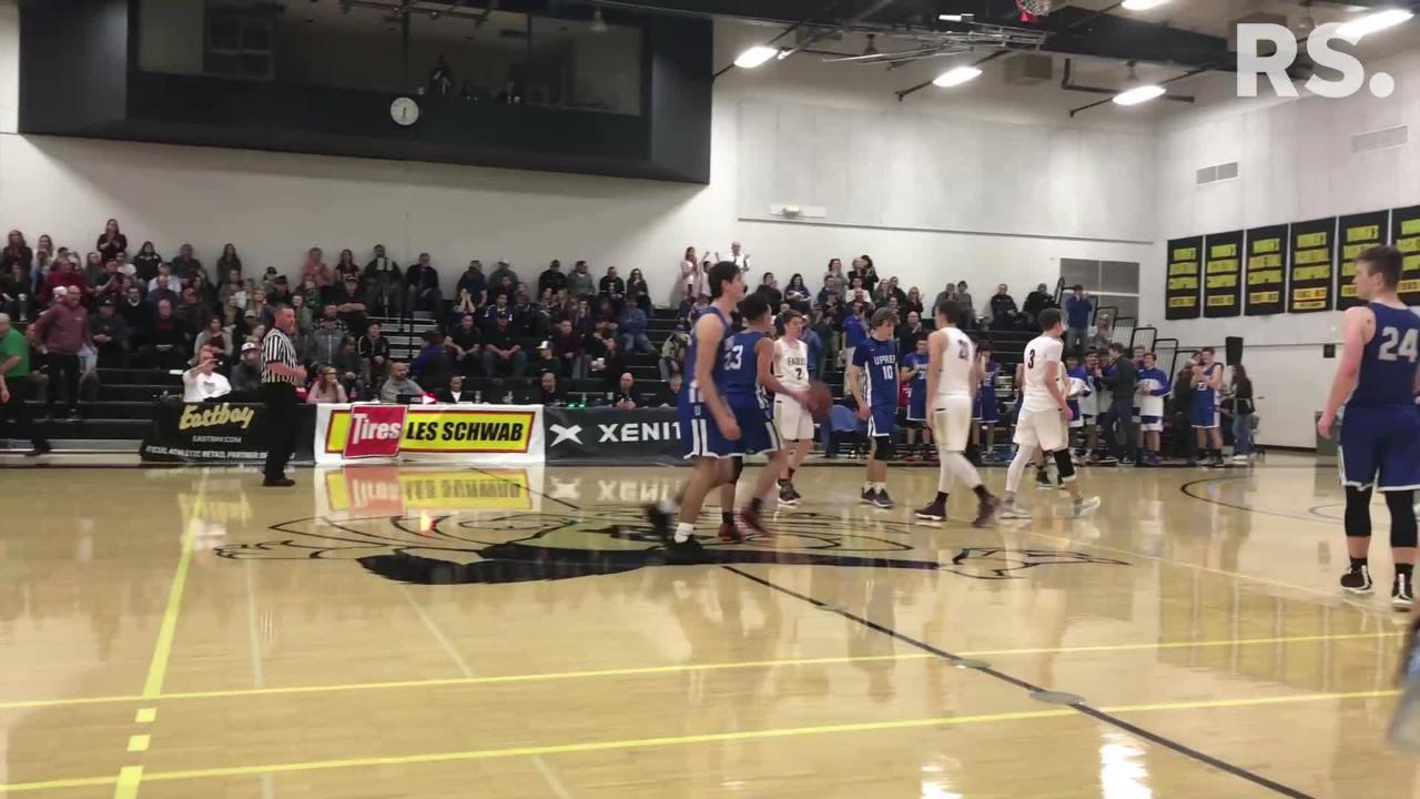 U-Prep beat West Valley, 53-42, on Friday at Butte College to seal the section title.