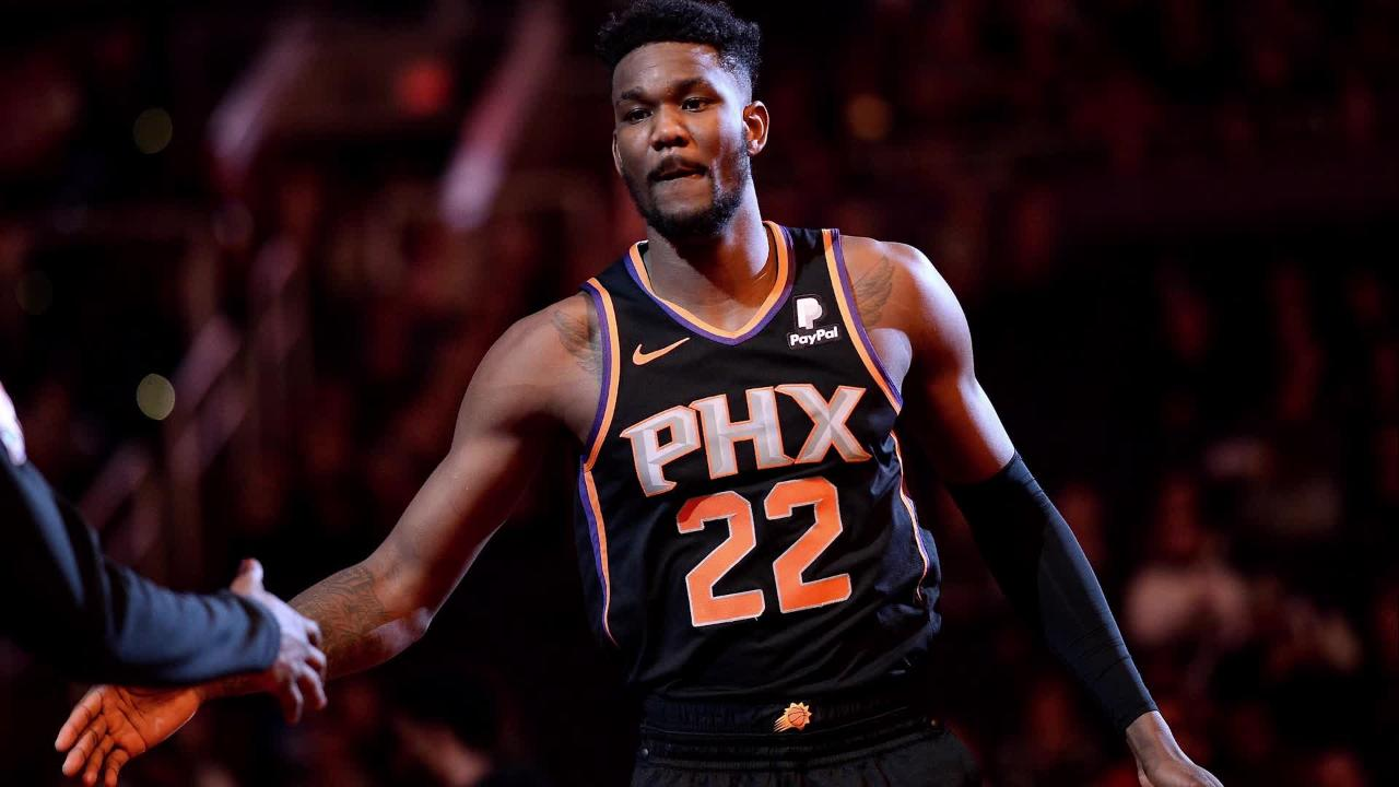 Rookie Deandre Ayton talks about wanting to take over after Thursday's loss at Cleveland. The Phoenix Suns have now lost a record 16 straight games.
