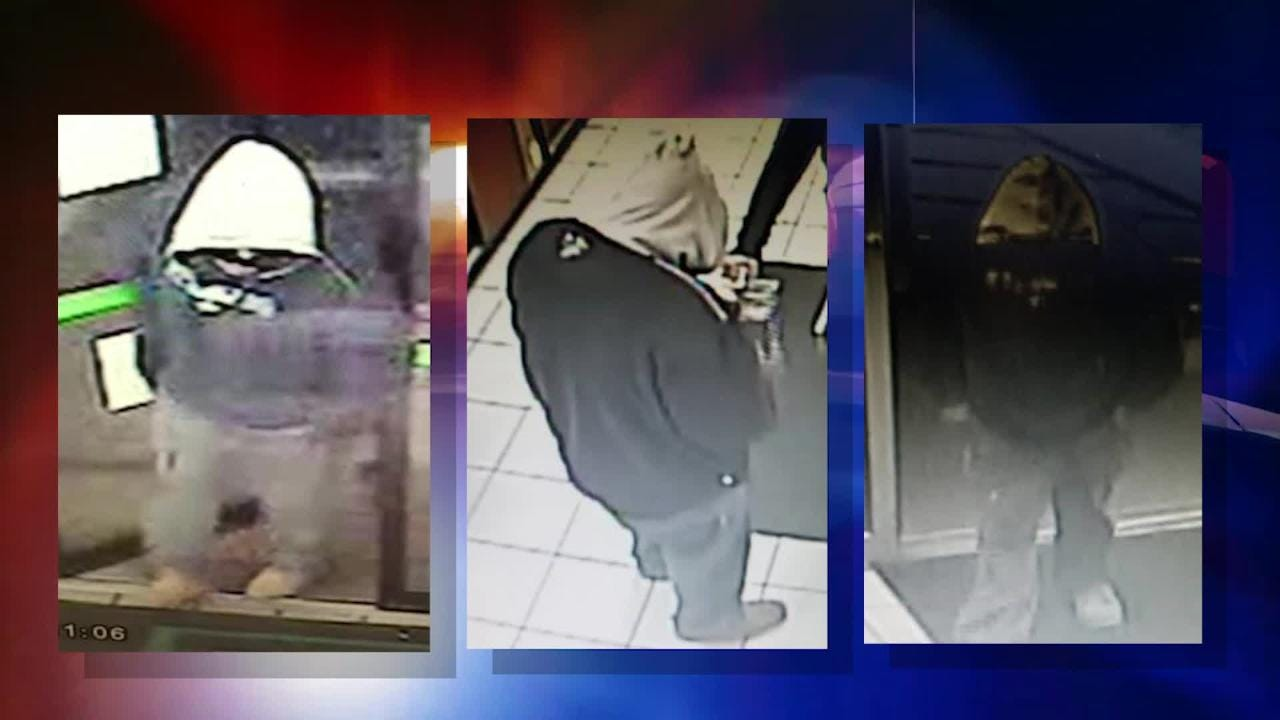 A knife-wielding robber who held up two convenience stores in El Paso's Mission Valley on Feb. 18-19, 2019, is the target of the Crime of the Week.