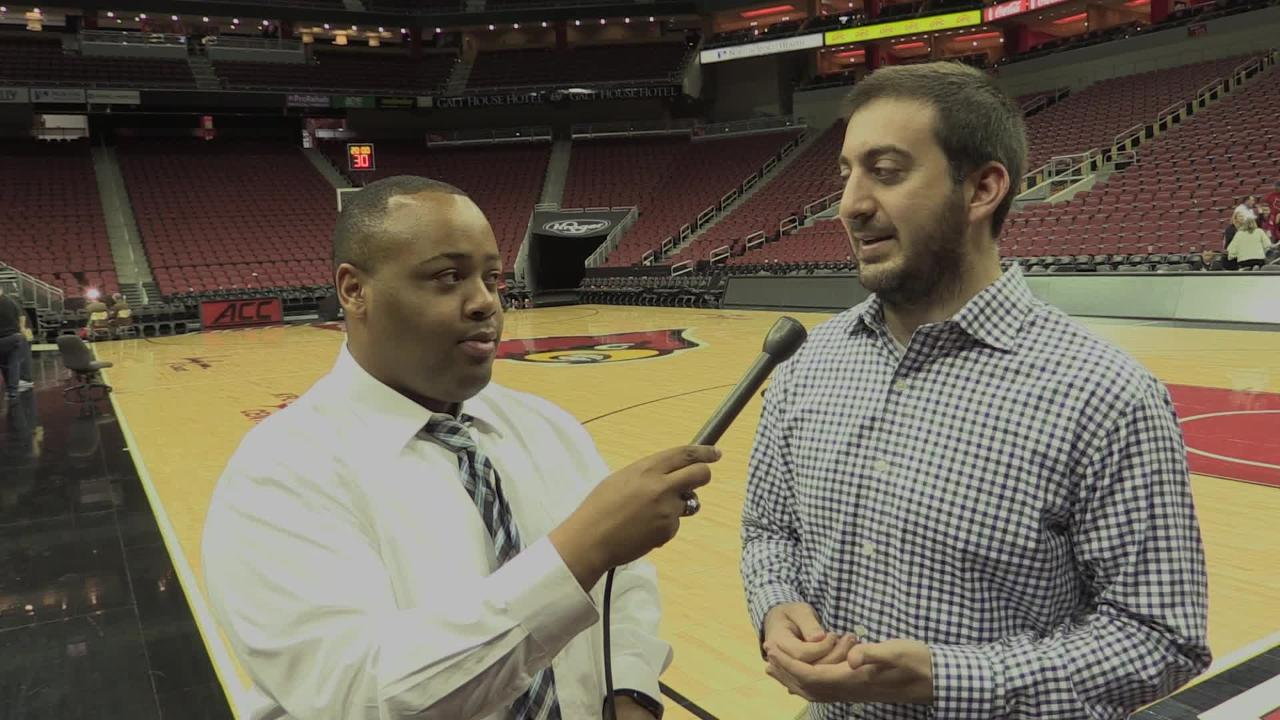 Dominique Yates and Justin Sayers share their thoughts on Louisville's loss to Virginia.