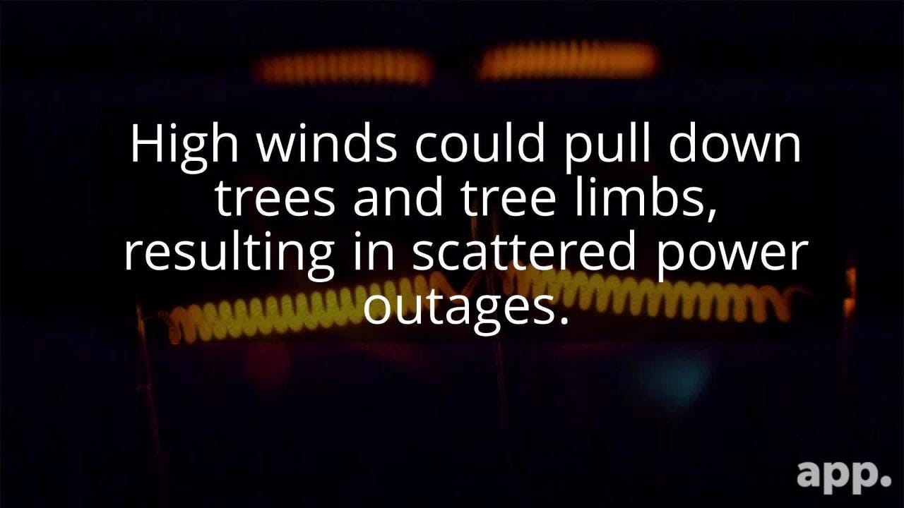 NJ Weather: National Weather Service issues a High Wind Warning and Wind Advisory for New Jersey.