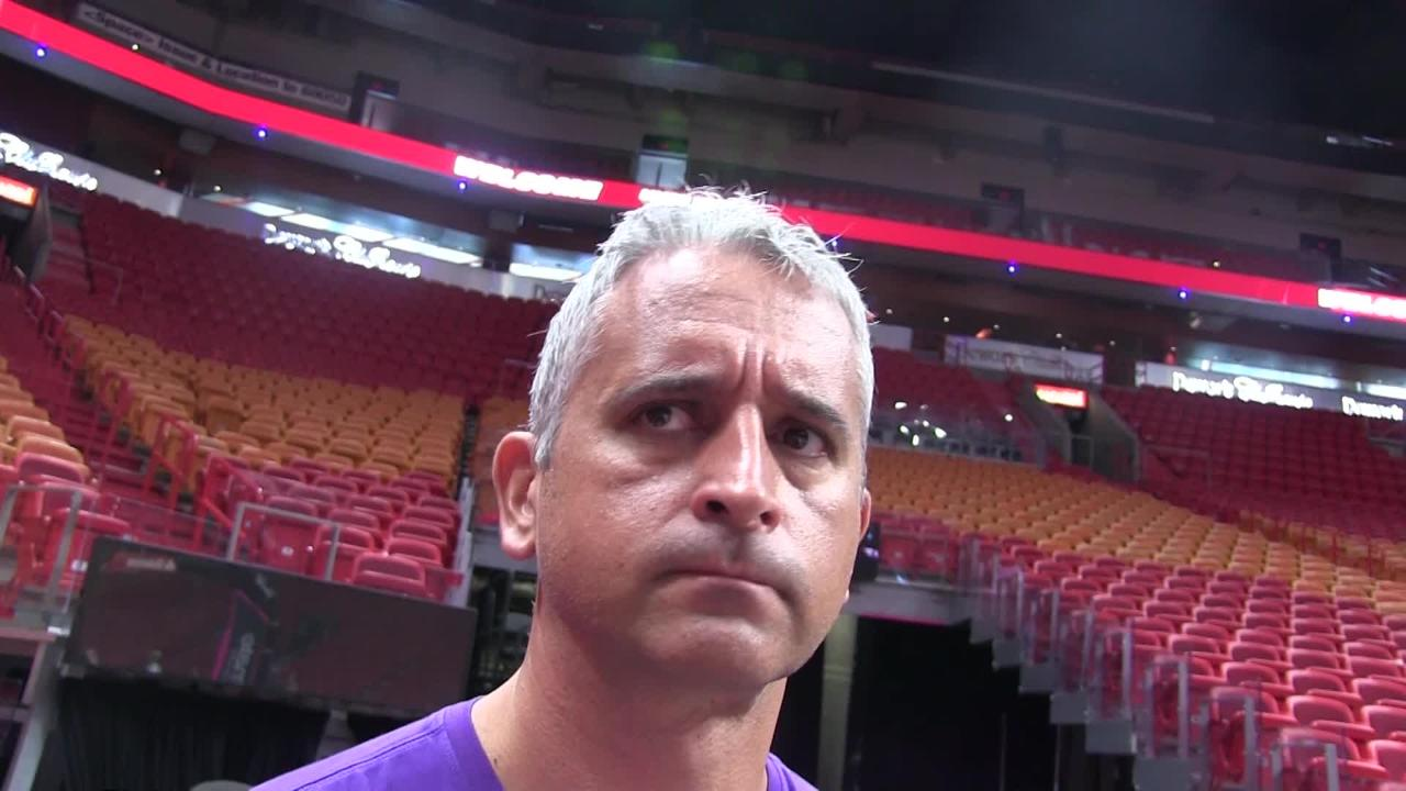 Igor Kokoskov talks about how the Phoenix Suns could use rookie 7-footer Deandre Ayton more.