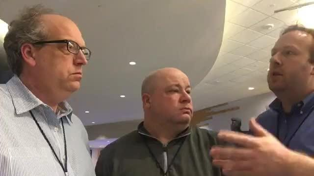 Shawn Windsor, Chris Solari and LSJ's Graham Couch debate their takeaways from Michigan State's 77-70 road win over Michigan on Feb. 24, 2019.