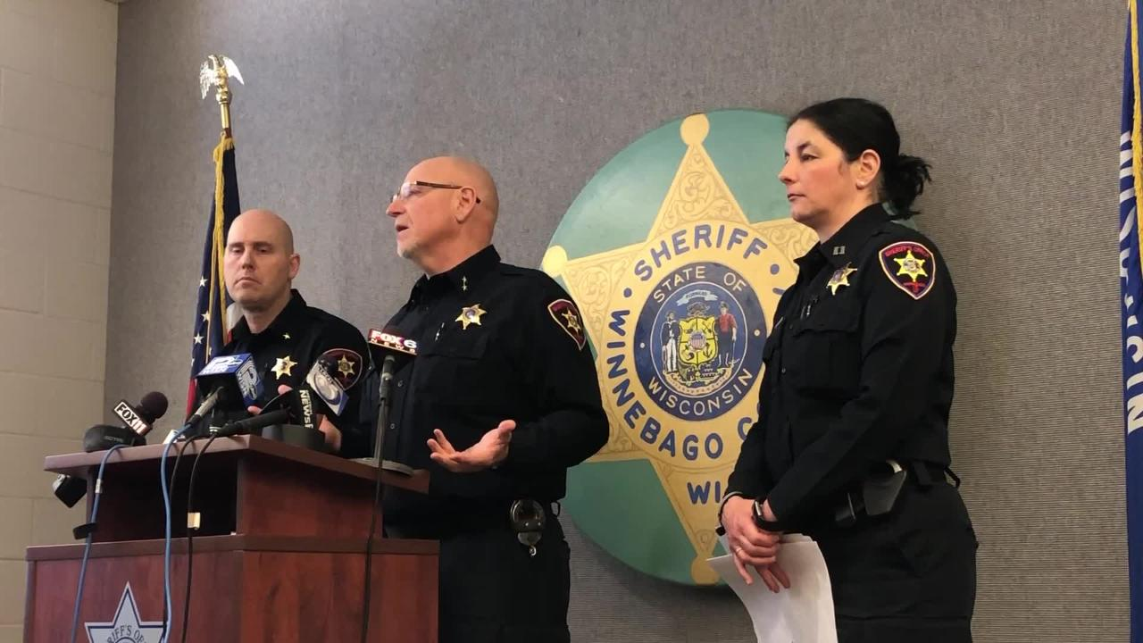 Sheriff John Matz said in a news conference Monday that Oshkosh Police provided additional squad cars to the rescue effort in the I-41 pileup.