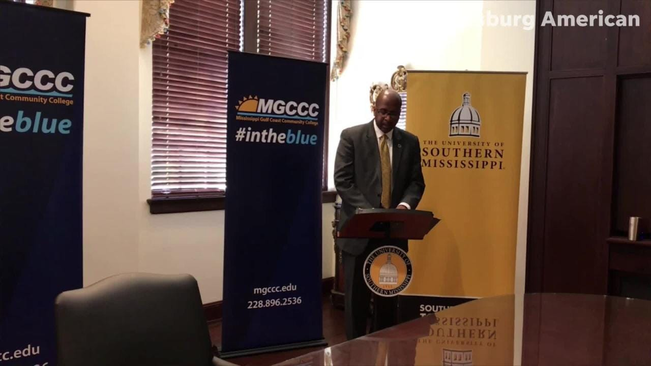 USM and Mississippi Gulf Coast Community College are cooperating on a new program to alleviate the state's teacher shortage.