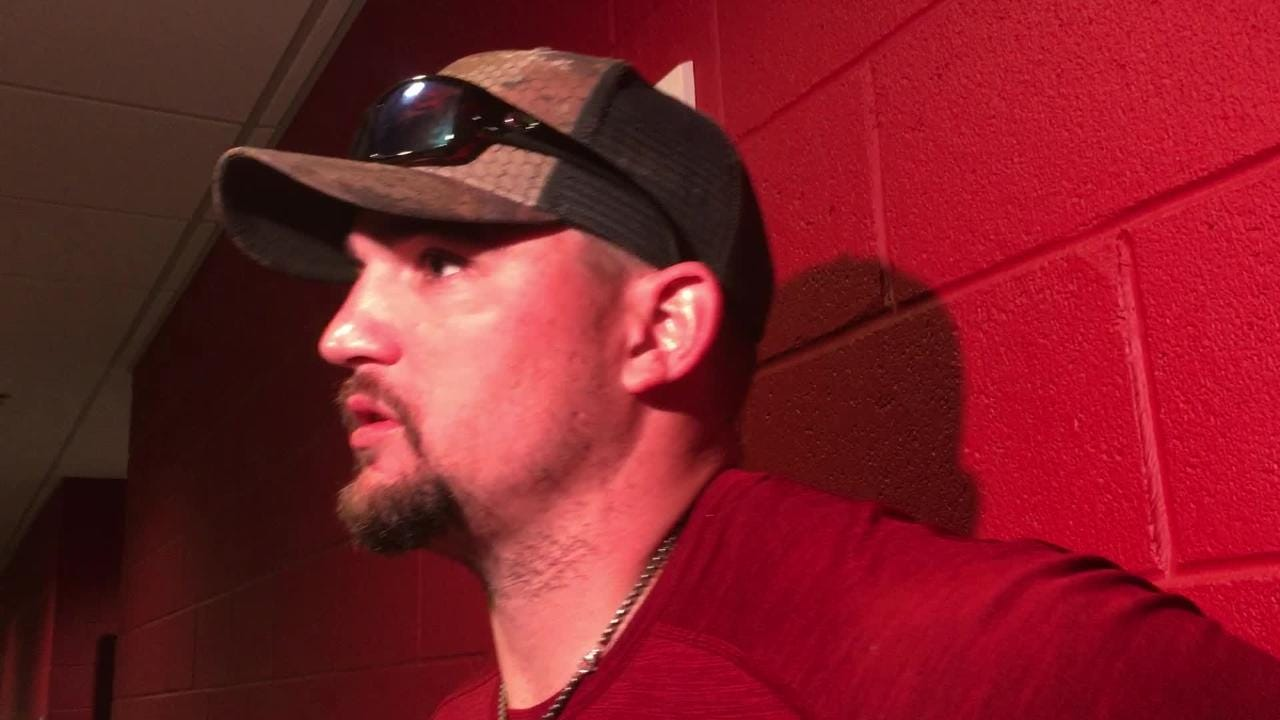 Diamondbacks right-hander Zack Godley retired only one of the seven batters he faced in his outing on Tuesday afternoon.