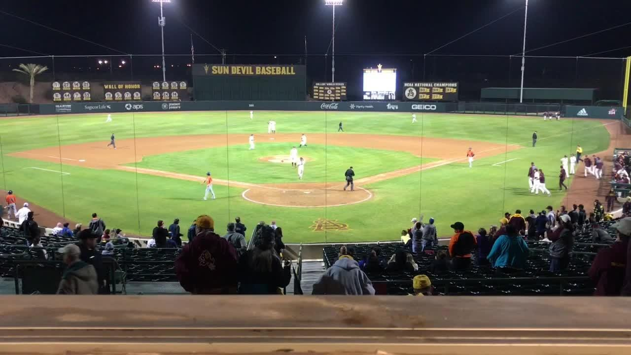 ASU baseball coach Tracy Smith, players on 4-3 win over Pepperdine