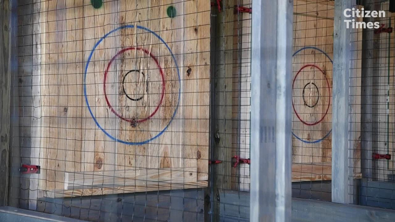 The much-awaited Axeville Throwing Club will be opening in March.