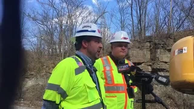 I-24 mudslide outside Nashville could close highway for weeks