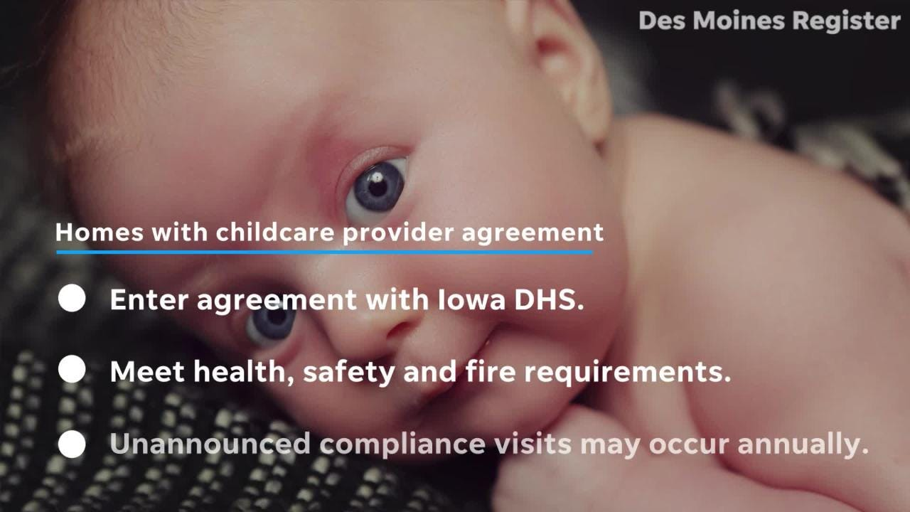 Iowa child care: What are the inspections at your Iowa daycare?
