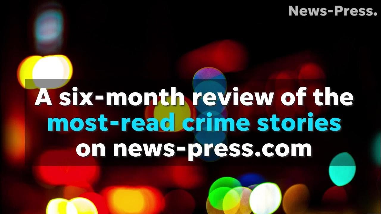 Video: Six-month review of most-read crime stories in Lee
