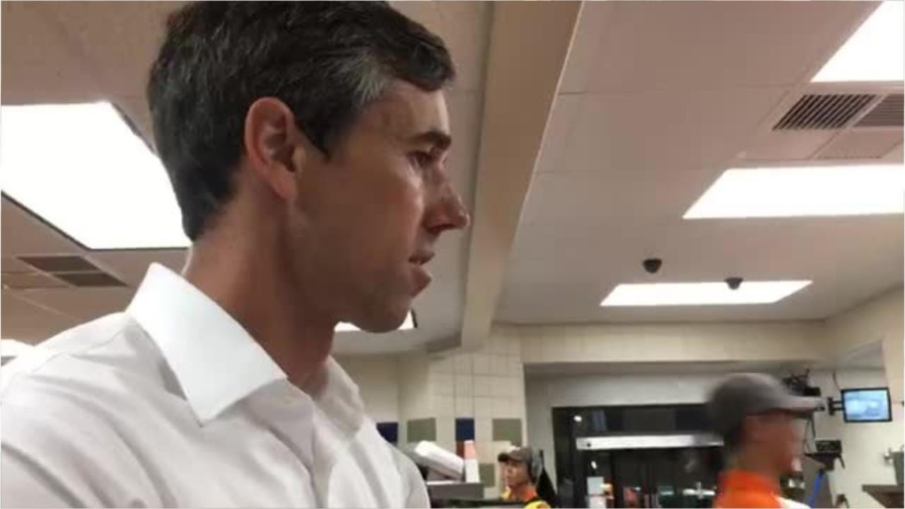 Whataburger took on a weirdly important role in the Texas' U.S. Senate race.