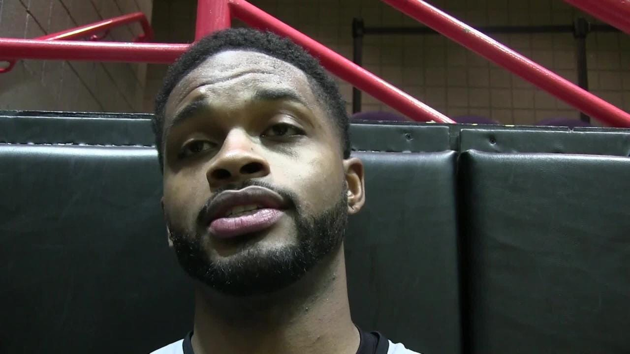 Reserve Troy Daniels talks about his 14-point performance in helping the Phoenix Suns snap record 17-game skid in Monday night's 124-121 win at Miami.
