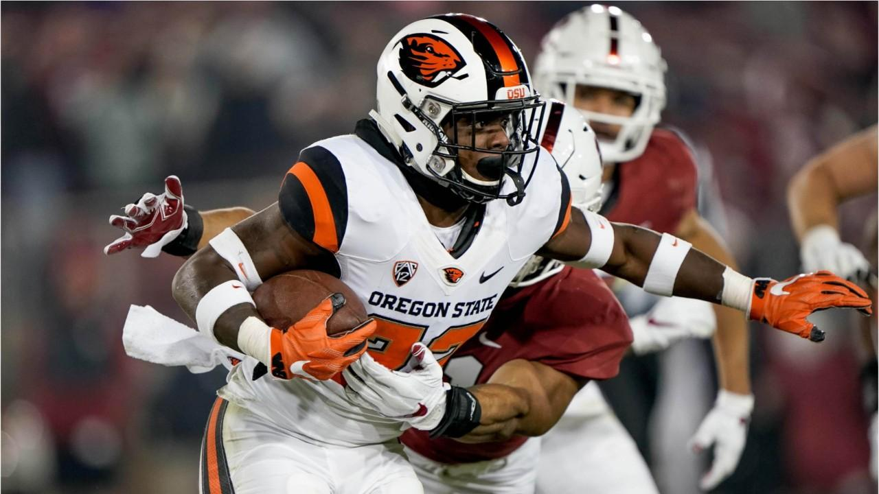 A look through the Oregon State 2019 football schedule.