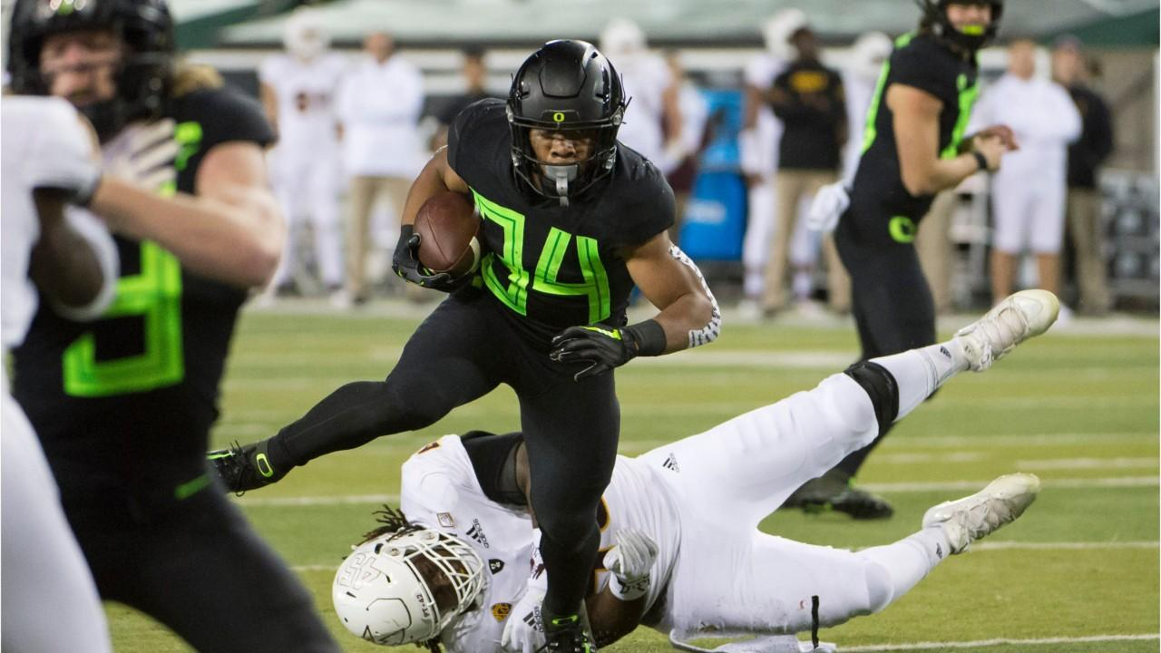 A look at the Oregon 2019 football schedule.