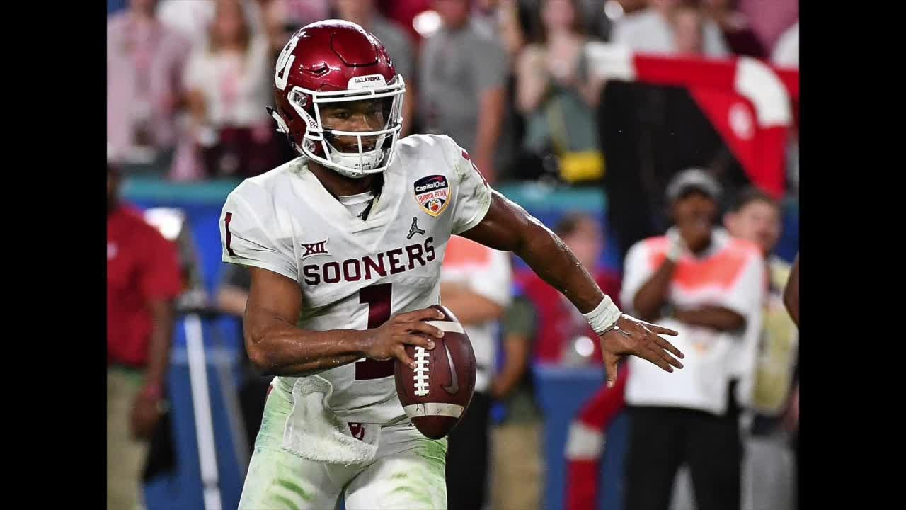 Detroit Lions should draft Kyler Murray now that he measures up 0a7f32d51