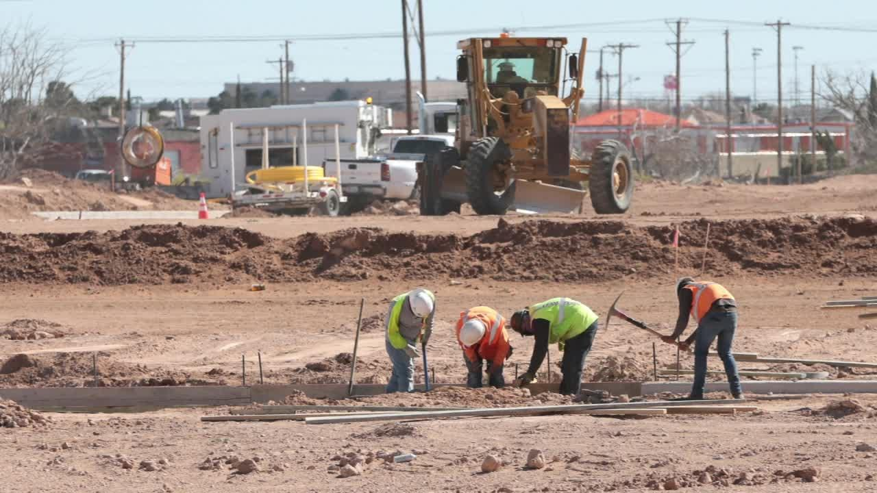 Greg Bowling of Carefree Homes talks about a new infill housing development in northeast El Paso.