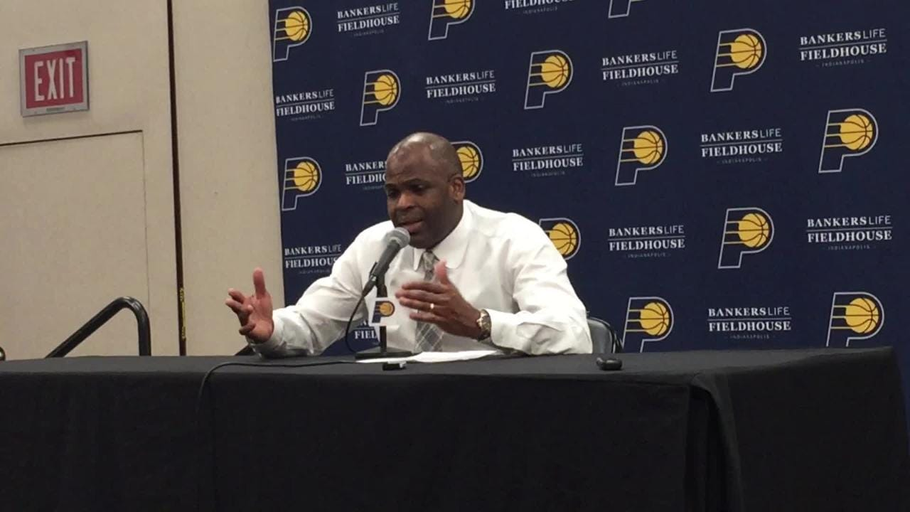 McMillan: 'All we need is what we got in this room'