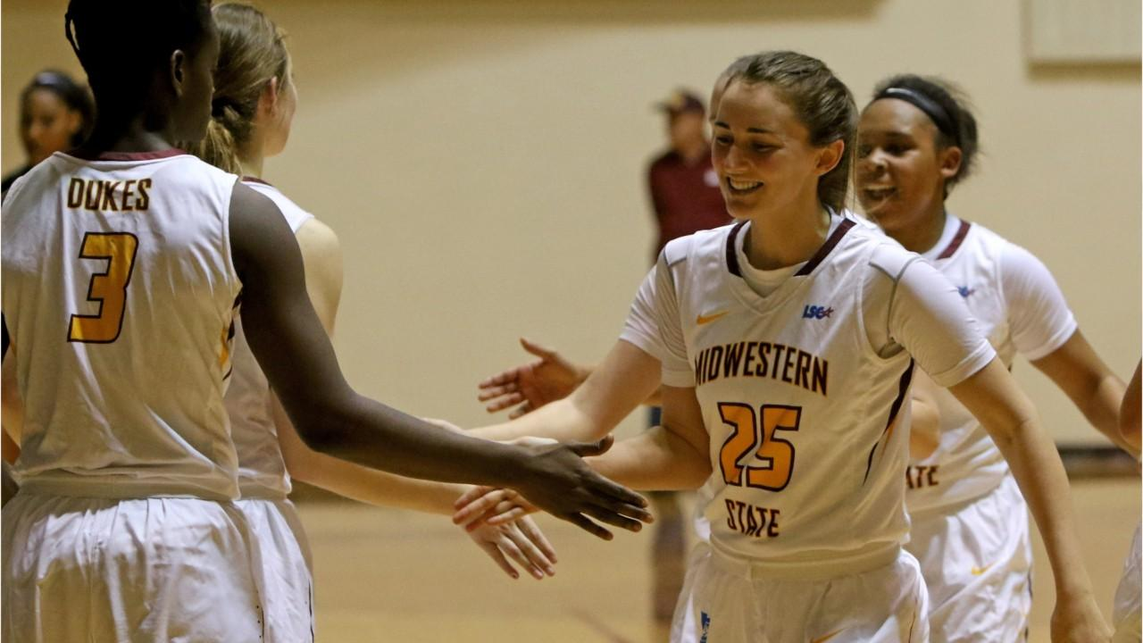 Henrietta's Anni Scholl will be one of two seniors honored Saturday in MSU's final home game.