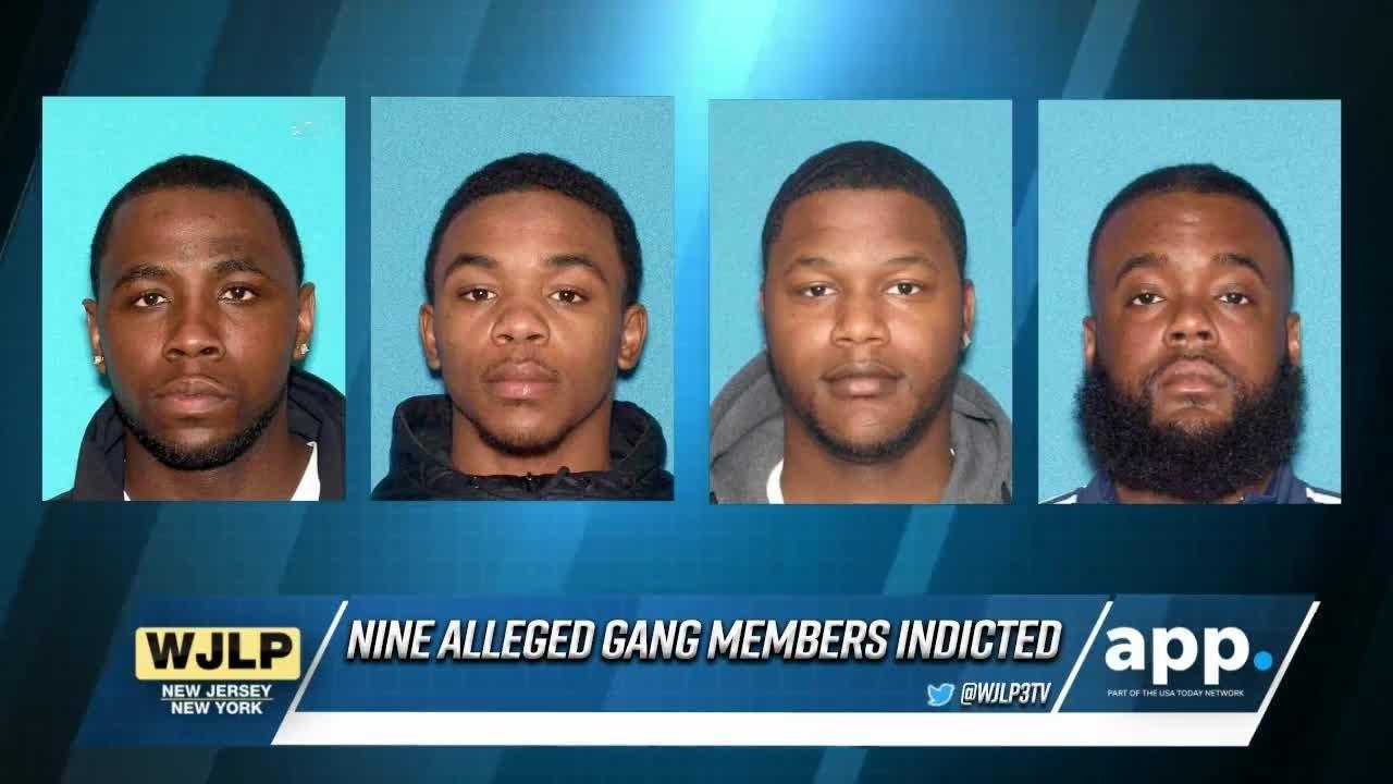 NewsBreak: 9 Bloods gang members indicted