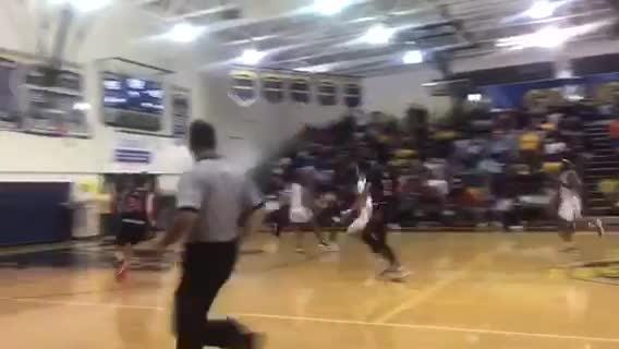 VIDEO: Lehigh boys basketball upsets Port Charlotte to punch ticket to state