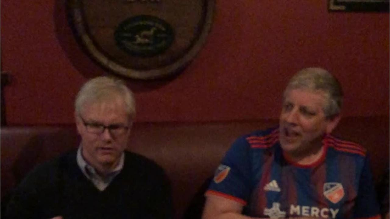 FC Cincinnati supporters met at a downtown Seattle pub March 1 on the eve of the club's MLS debut against Seattle Sounders FC.