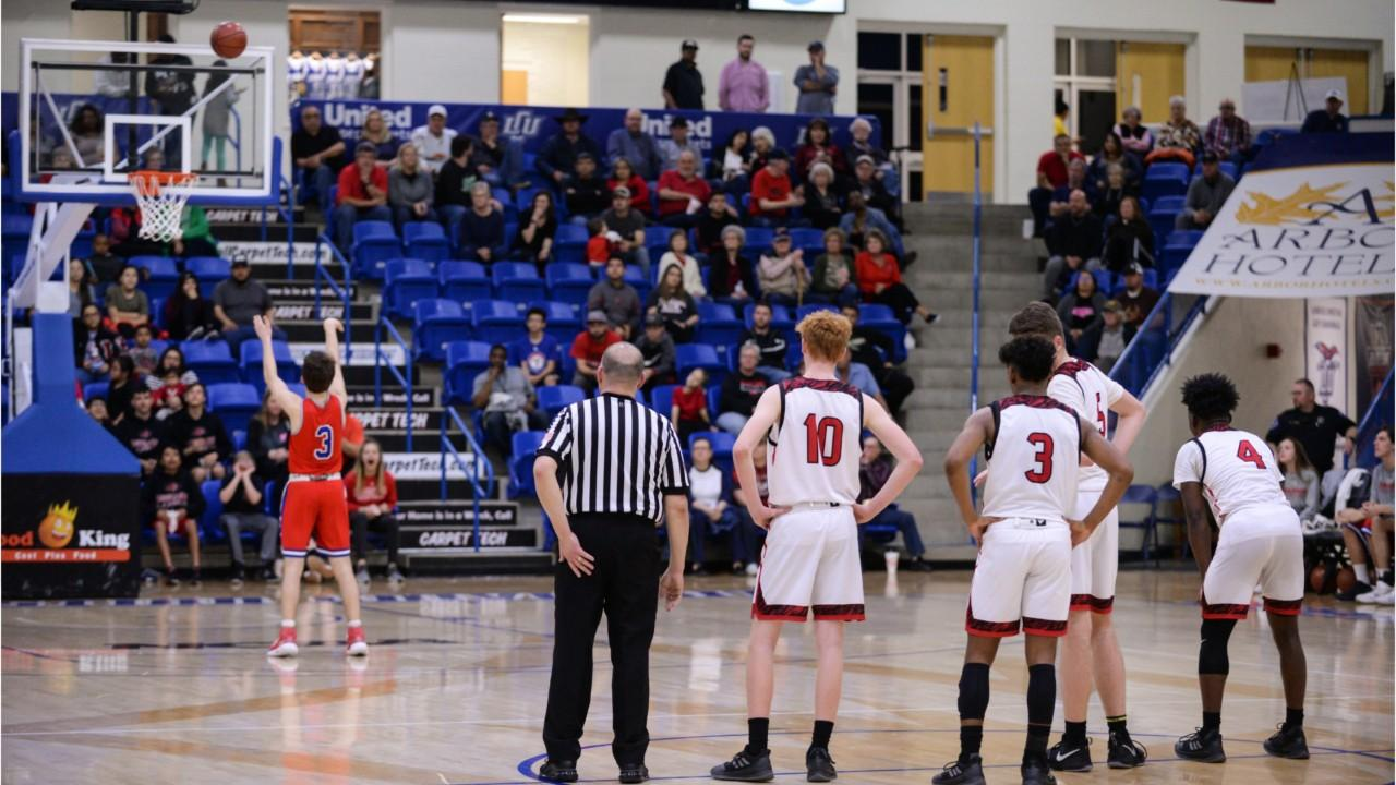 Graham's successful basketball season came to an end Friday in Lubbock on a buzzer-beating loss to Levelland.