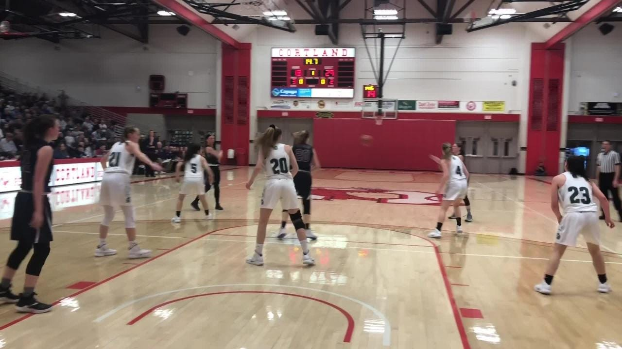 Highlights as Watkins Glen earned its fourth Section 4 Class C girls basketball title in five seasons with a 53-42 win over Unatego at SUNY Cortland.