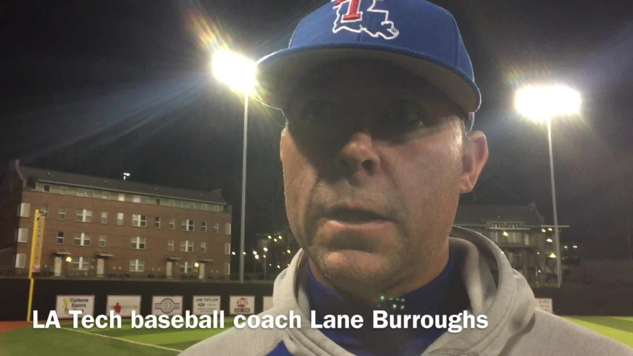 Louisiana Tech baseball coach Lane Burroughs dissects the pitching staff's performance in the three-game series vs. Arkansas State.