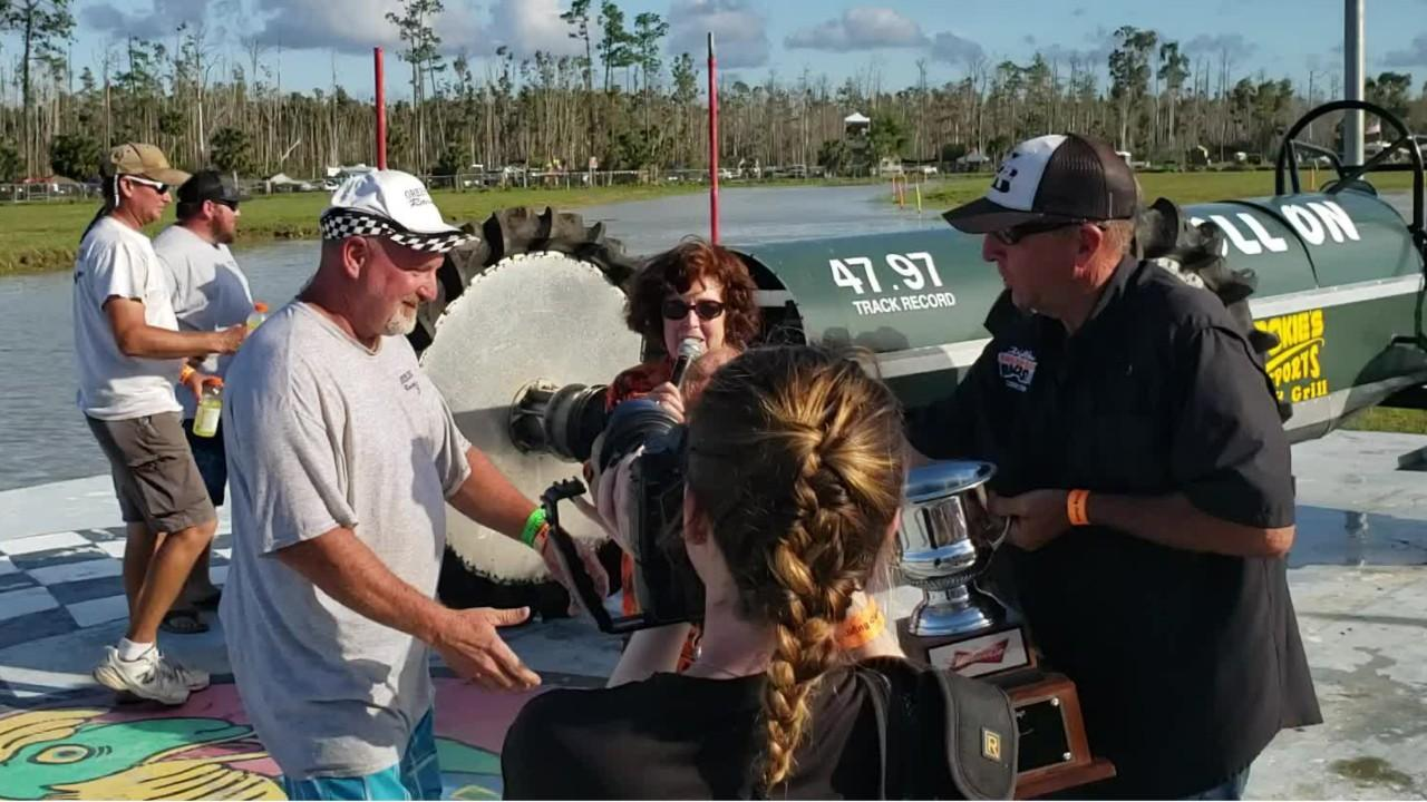 Greenling completed his dominance of 2018-19 by winning the Big Feature at the season finale and taking home his second straight Bud Cup
