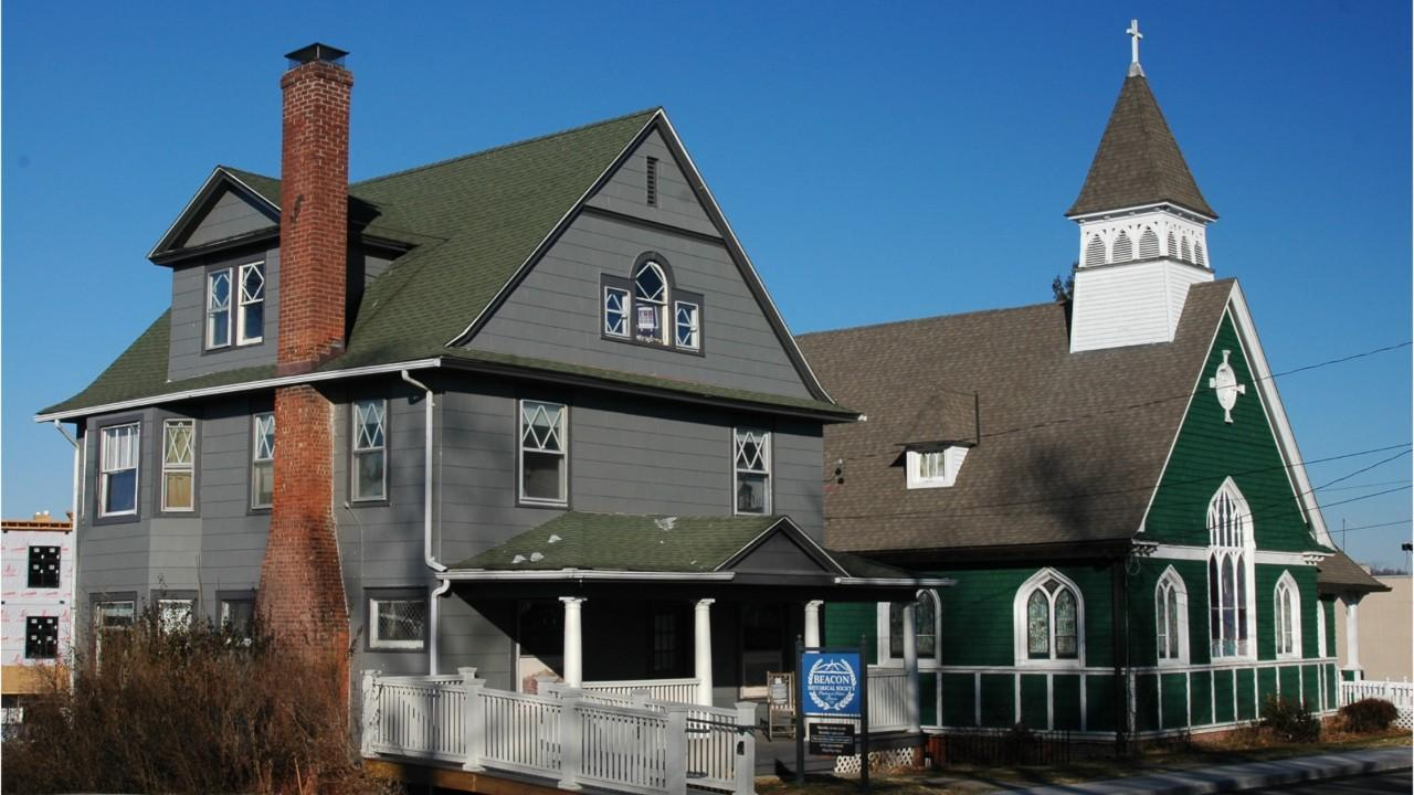 St. Andrew's Episcopal Church and its rectory on South Avenue in Beacon are steeped in history.