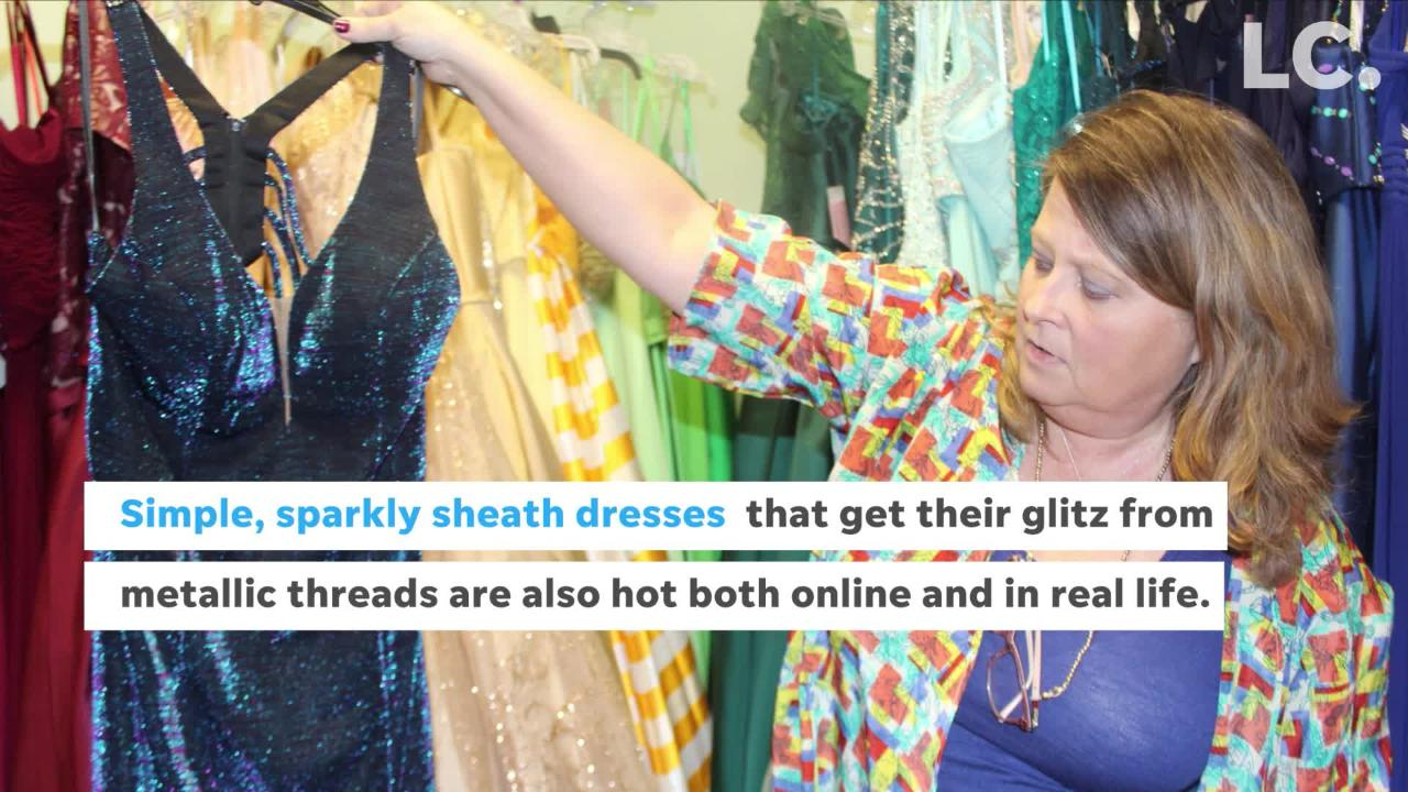 Today's teens are looking to make their prom night perfect, from the dress to all the details, in part due to the pressure exerted by social media.