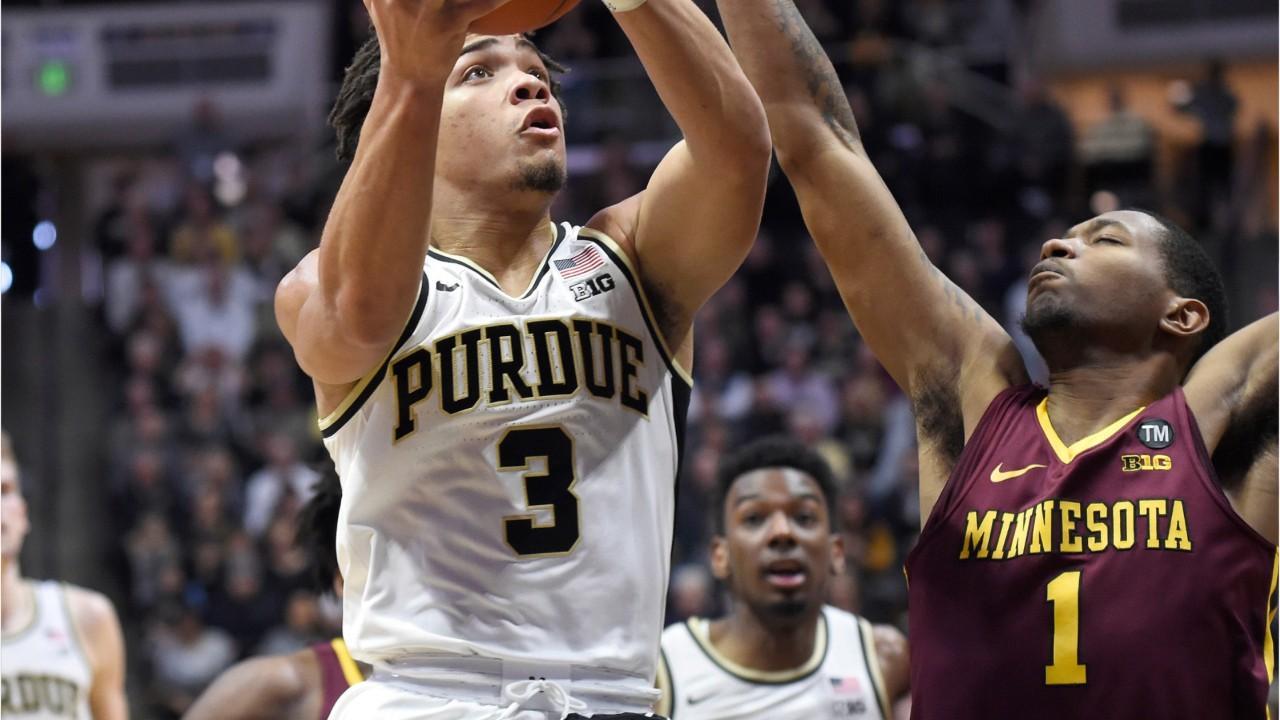 5e81e6e77c1 Scouting No. 11 Purdue men s basketball at Minnesota