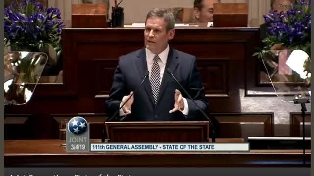Lawmakers Call For Full Funding Of Idea >> Gov Bill Lee On His Education Savings Account Proposal