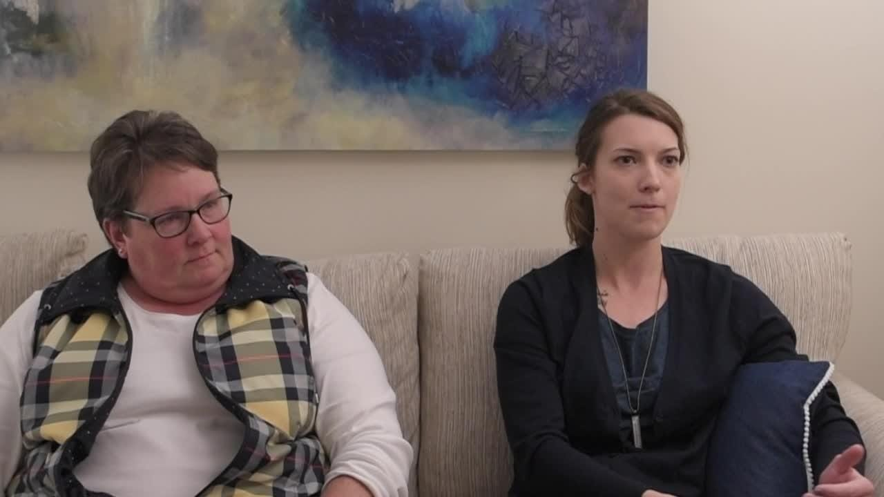The Refuge Center's counselors talk about listening and supporting clients through heavy and distressing issues.