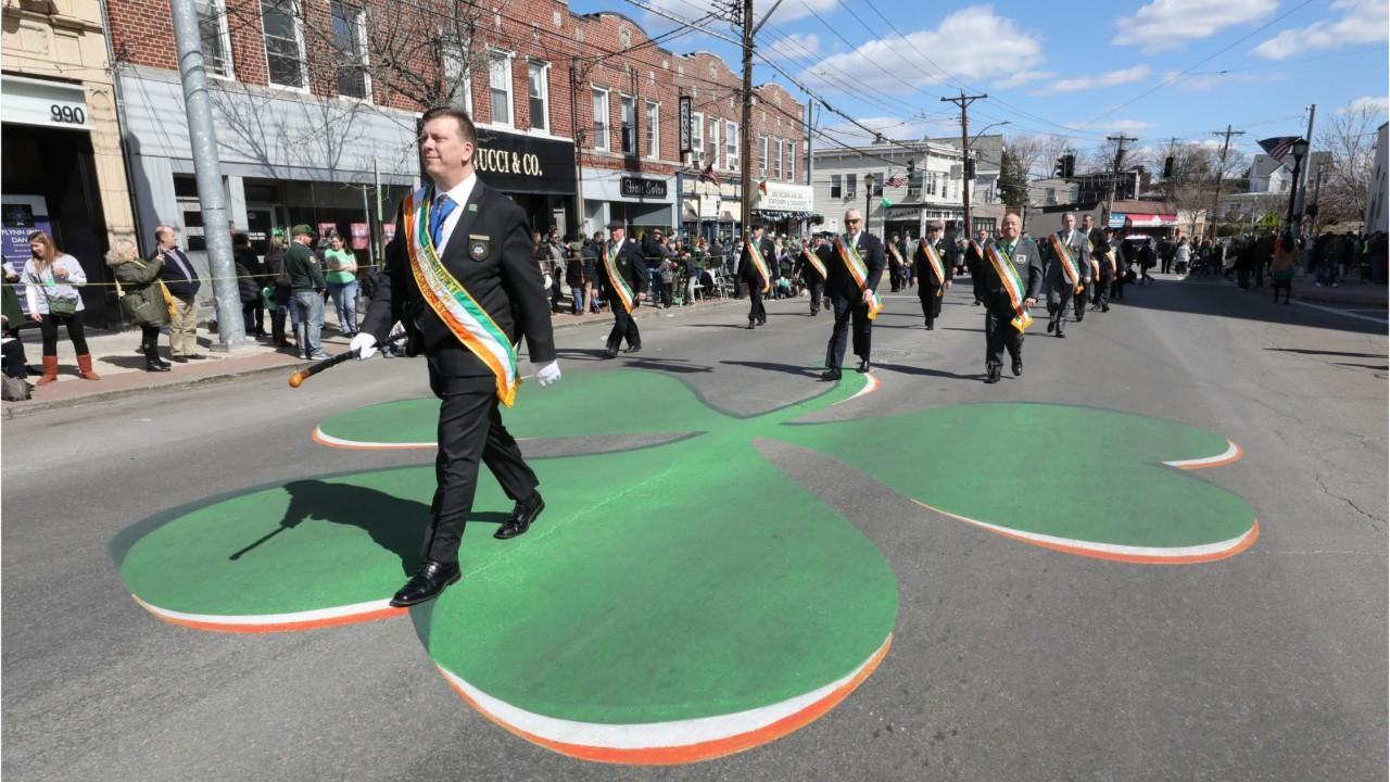 From White Plains to Yonkers, Tarrytown to Putnam and NYC, too, St. Patrick's Day Parades 2019