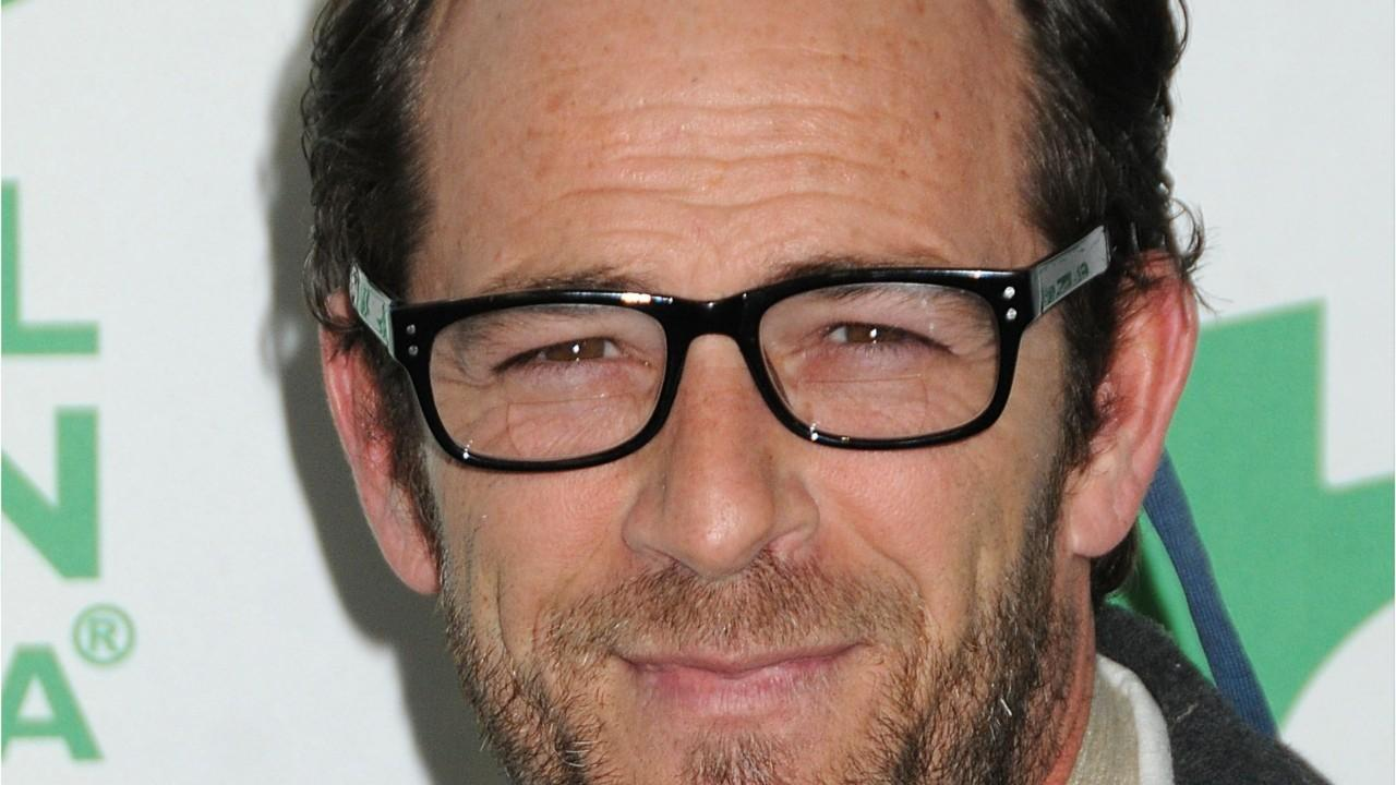 Luke Perry: A stroke can happen to anyone