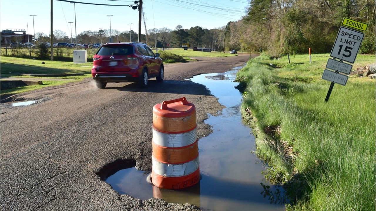 In every Jackson neighborhood, there are streets in need of repair. Some are nearly impassable while others require drivers to slow to a crawl.