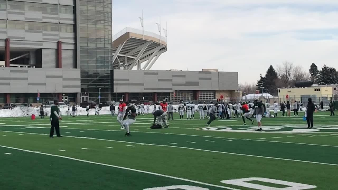 Walk-on defensive backs Logan Stewart and Adonis Rufran and running back Jaylen Thomas could be on two-deep depth chart in 2019, coach Mike Bobo says