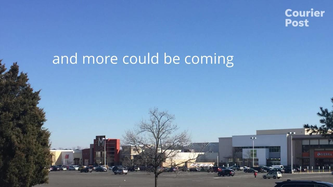 Moorestown Mall has brought new tenants to former Macy's site, is seeking to add more stores in parking lot